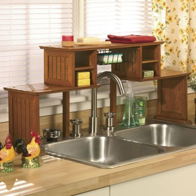 over the sink shelf from ginny s 78426