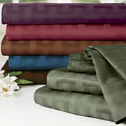 500 Thread Count Basket Weave Sheet Set