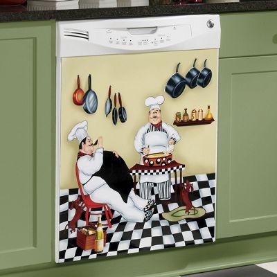 Kitchen Chef Dishwasher Cover