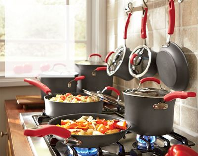 Discover Top Rated Cookware, Seasonal Features, And Kitchen Products From  Rachael Ray And Paula Deen