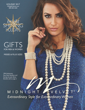 Midnight Velvet is an online catalog offering an extensive array of women's and men's apparel and accessories, hard-to-find health and beauty items, and a complete collection of .