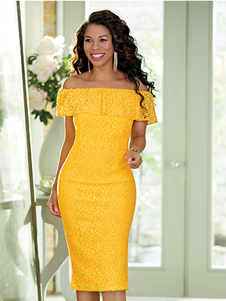 Shop Special Occasion, featuring Nishelle Dress
