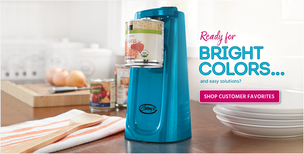 SHOP CUSTOMER FAVORITES, featuring Ginnys Brand Can opener
