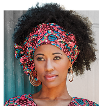 Shop Headwraps, featuring Nefertari headwrap