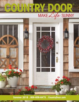 Late Summer 2018 & Online Catalog | Country Door