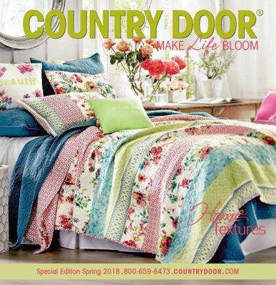 Special Spring 2018 & Online Catalog   Country Door