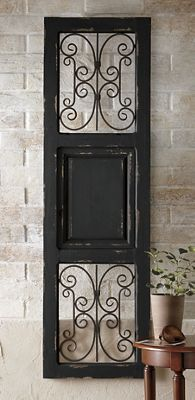 Gate Wall Décor