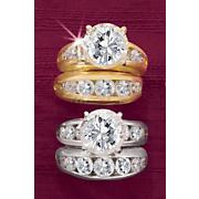 round channel bridal set 4