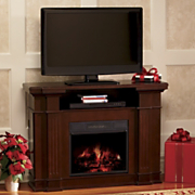 Tv Stand and Storage Electric Fireplace z