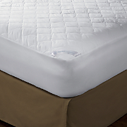 Sleep Connection Waterproof Mattress Pad by Montgomery Ward