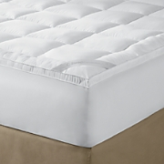 Sleep Connection Fiber Gel Topper by Montgomery Ward