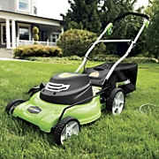 3-in-1 20-Inch Electric Mower