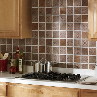 self stick kitchen backsplash self stick solid backsplash tiles from montgomery ward 21629