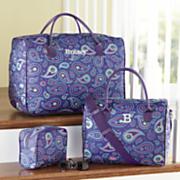 3 pc Personalized Luggage Set