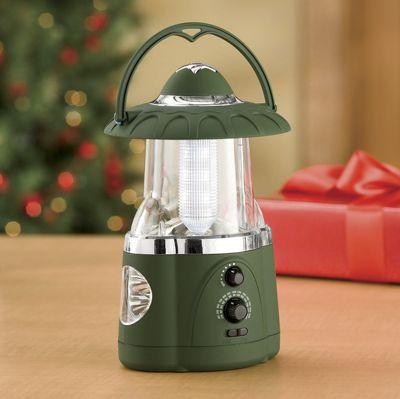 Multi-function Radio Lantern