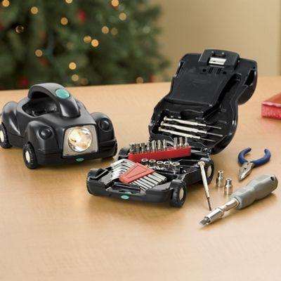 34-Piece Car Tool Kit