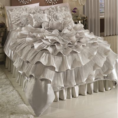 Bejeweled Romance Comforter