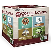 42 Ct Keurig KCup Collection