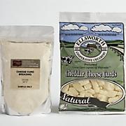 cheese curds   batter mix
