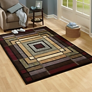 Ambience Hand-carved Rug