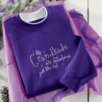 Fabulous Grandkids Sweatshirt