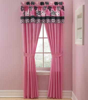 All About Hearts Window Treatments
