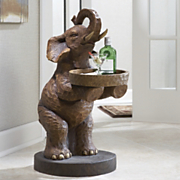 Elephant Butler Table