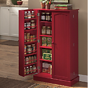 Double Door Pantry