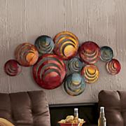 Orbs Wall Art