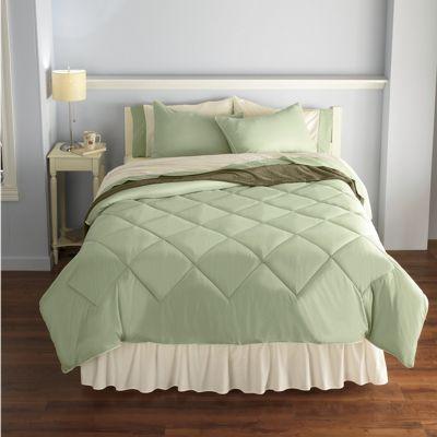 Reversible Comforter Set 3-Piece