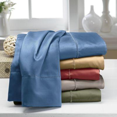 300-Thread Ct. Cotton-Rich Sheet Set