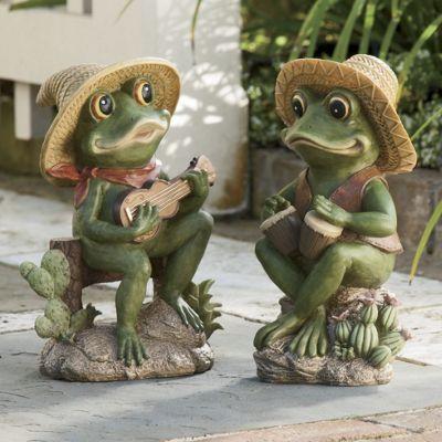 Frog Musicians