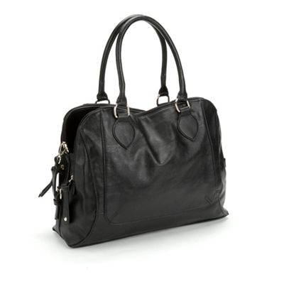 3-Compartment Handbag