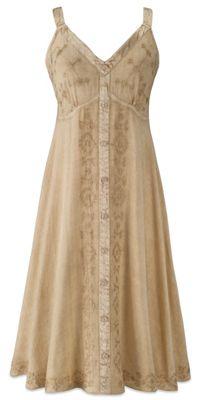 Liliana Embroidered Dress
