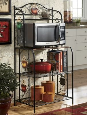Coffee Microwave Stand