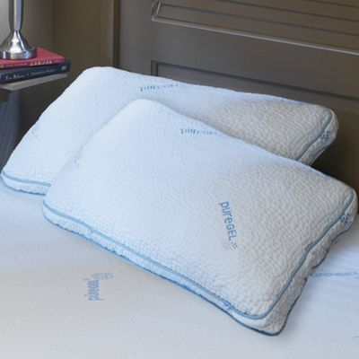 Set of 2 Pure Gel Pillows