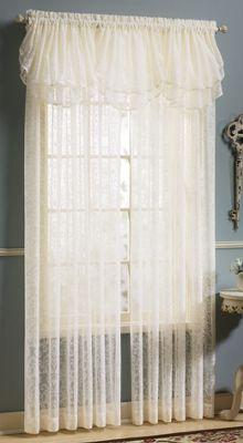 Mia Lace Window Treatments