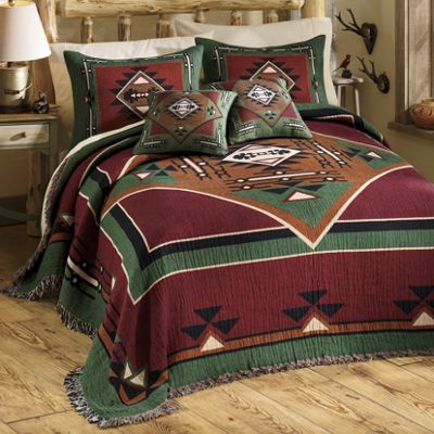 Mesa Tapestry Coverlet