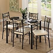 5-Piece Ansdell Dining Set