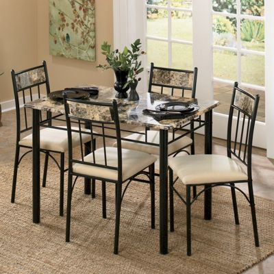 5-Piece Ansdell Dining Set