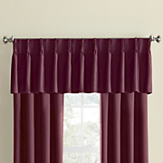 thermal pinch pleat valance 135