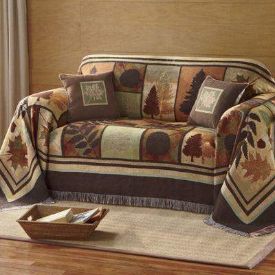 Autumn Scenes Decorative Pillow
