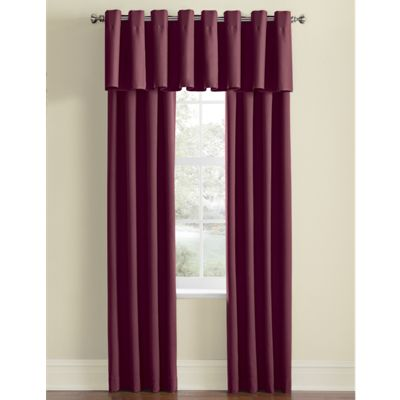 Thermal Grommet Panels and Valance