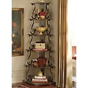 Mirielle Corner Shelf