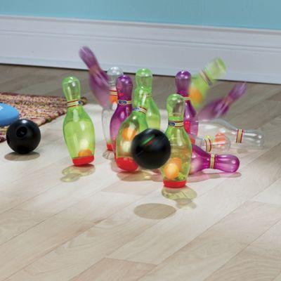 Light-Up Bowling Set