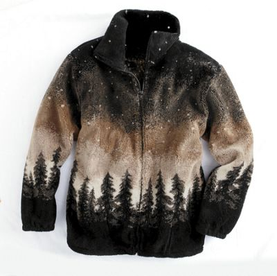 Starry Wolf Jacket