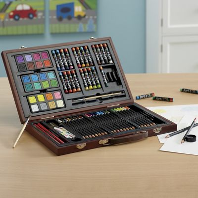 83-Piece Personalized Art Set
