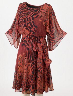 Animal Enchantress Dress