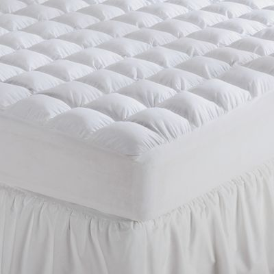 Top Loft Mattress Pad From Innergy By Theic