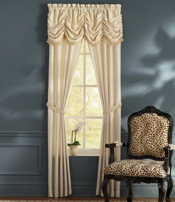 Panache Window Set